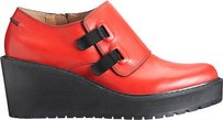 3.1 Phillip Lim Wallace Red Flats