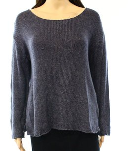 525 America 100% Cotton Boat Neck Sweater