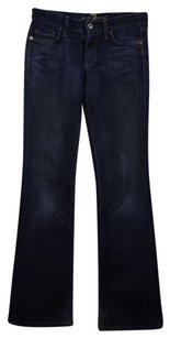 7 For All Mankind Womens Wash Cotton Denim Pant Boot Cut Jeans