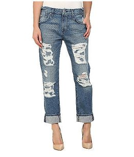 7 For All Mankind Womens Boyfriend Cut Jeans