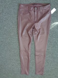 7 For All Mankind Coated Stretchy Sma1741 Pants