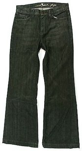 7 For All Mankind Ginger Trouser/Wide Leg Jeans