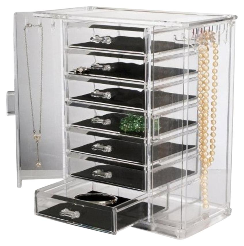 Acrylic Jewelry Drawer