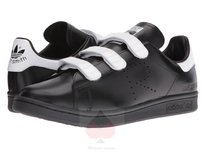 adidas Addias Shoe Women Black/Black White Athletic