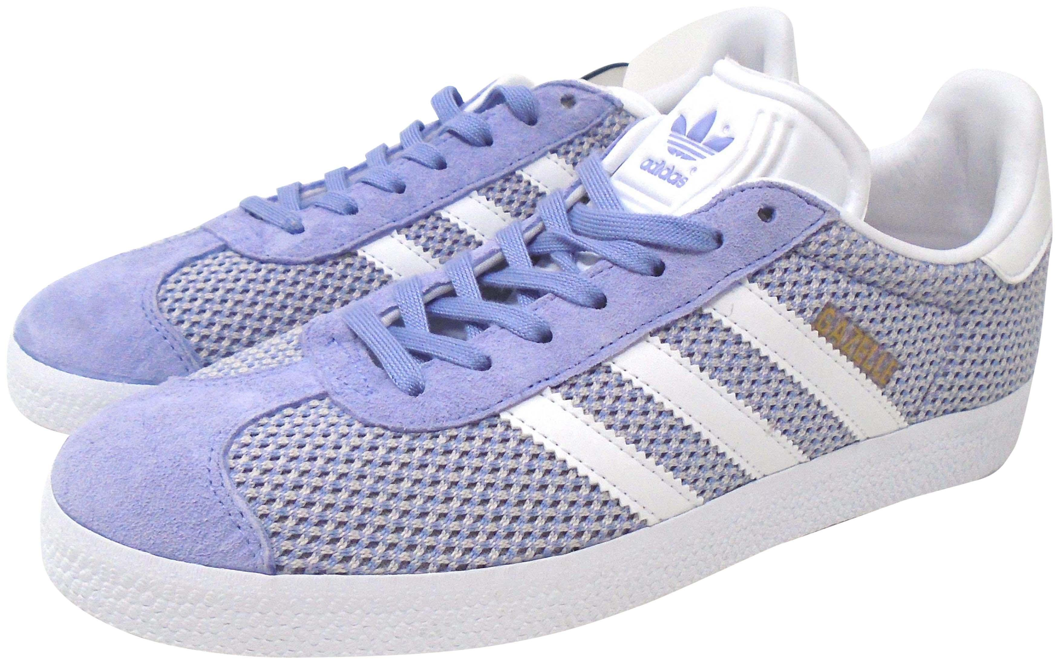 "adidas Violet Gazelle ""Heather"" Sneakers 7 Size US 7 Sneakers Regular (M, B) 49a439"