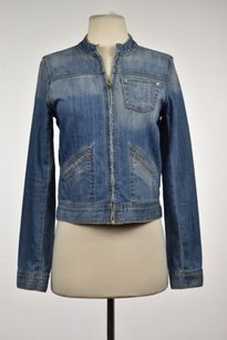 AG Adriano Goldschmied Pilot Womens Jean Jacket