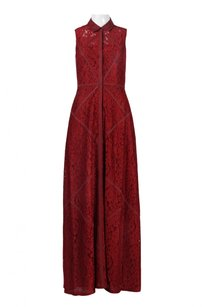 Crimson Maxi Dress by Aidan Mattox