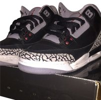 Air Jordan Black/cement Athletic