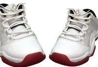 Air Jordan White/red Athletic