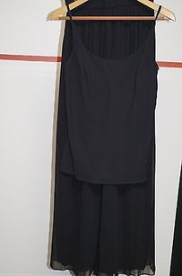 A.J. Bari Sheer Tank Top Bloomingdales Dress 19100 Pants