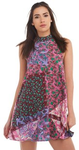 Akira short dress Berry on Tradesy
