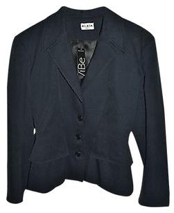 ALAA Alaia Vintage Black Button Down Jacket