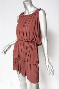 Alberta Ferretti Draped Dress