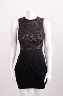 A.L.C. Alc Floral Rose Lace Dress