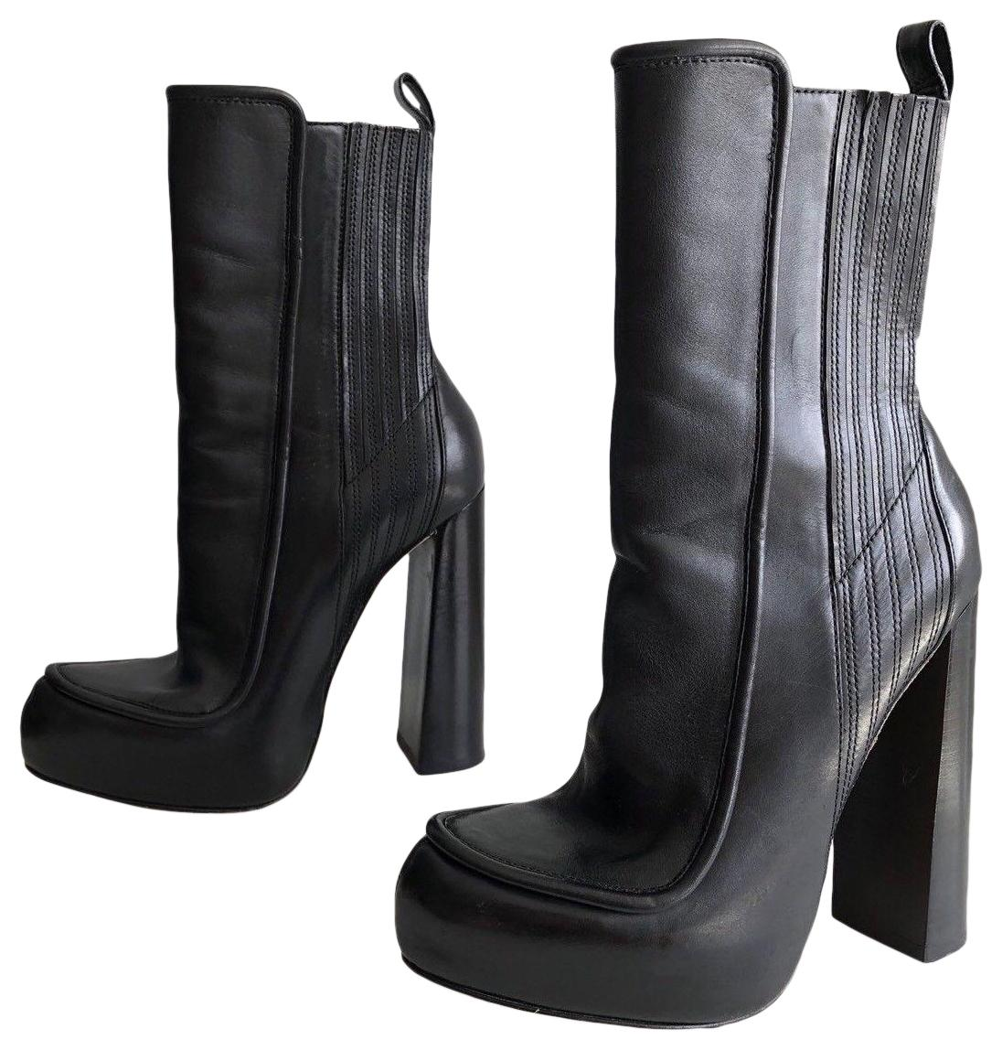 Alexander Wang Platform Mid-Calf Boots outlet cheap price countdown package cheap sale release dates discount many kinds of R5wQ8BDK