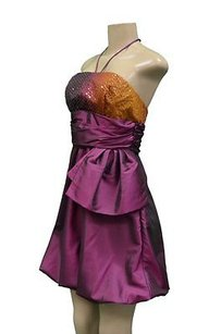 Alexia Admor Purple Dress