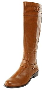 Alfani Good Womens brown Boots
