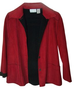 Alfred Dunner Red Jacket