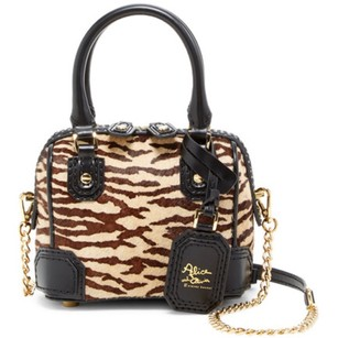 Alice + Olivia Satchel