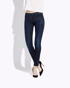 Alison Ayres Slim Fitted Hotel Mexico Dark Skinny Jeans