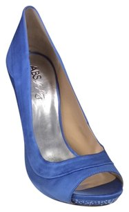 Allen Schwartz Blue Pumps