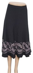 Allison Taylor Full Skirt Black