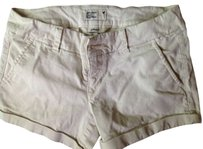 American Eagle Outfitters Cuffed Shorts Light khaki