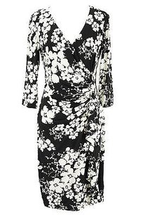American Living Floral Womens Dress