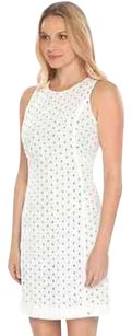 Amy Matto Eyelet Dress