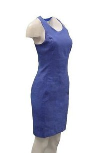 Amy Matto short dress Royal Blue Lara on Tradesy
