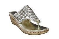 Andre Assous Andre Womens Nbw gold Platforms