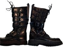 anerobic black Boots
