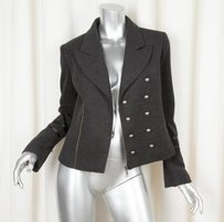 ANINE BING Womens Charcoal Jacket