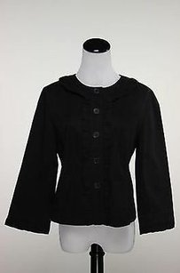 Ann Taylor LOFT Womens Black Jacket