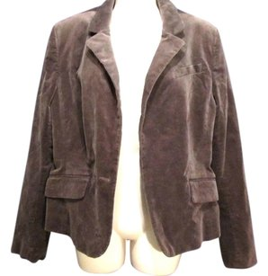 Ann Taylor LOFT Jacket Coat Brown Blazer
