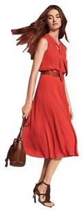 Blooming Poppy (Red) Maxi Dress by Ann Taylor