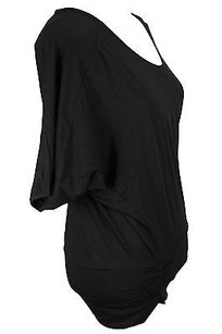 Annalee + Hope A12maosta Black Womens Top Nero
