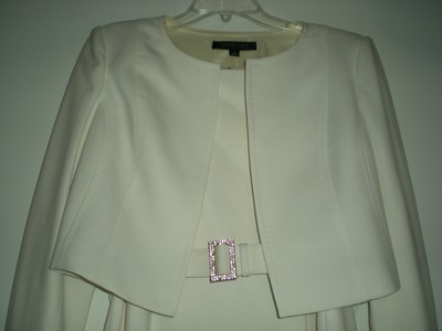 Anne Klein HALF Price NEW Anne Klein Career/CRUISE/Event Dress Suit (NoBelt)