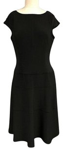 Anne Klein Stretch Cap Dress
