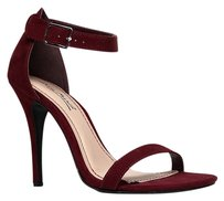 Anne Michelle Red Sandals