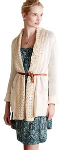 Anthropologie beige Jacket