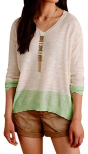 Anthropologie Loose Knit Sweater