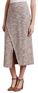 Anthropologie Maxi Skirt NWT XS Neutr Mot