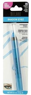 Antonio Melani Milani Shadow Eyez Eyeshadow/Liner Gel Pencil: Aquatic Style