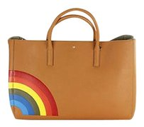 Anya Hindmarch Ebury Tote in brown