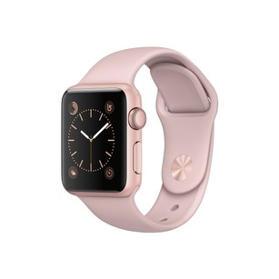 Apple Apple Watch Series 1 38mm Rose Gold Watch