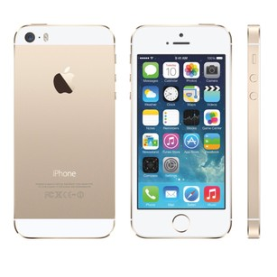 Apple Gold Iphone 5s