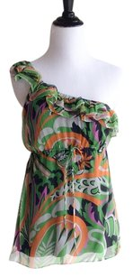 Arden B Top Multi-colored