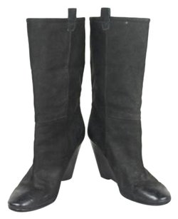 Ash Womens Black Boots
