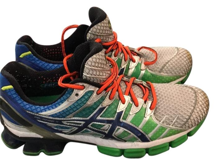 Asics 10 Multi Colored Sneakers Taille US 10 Asics Standard , (M , B) e44d286 - torquewrench.site